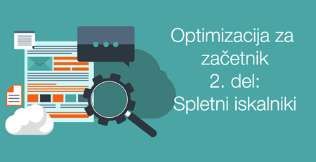 Optimizacija spletnih strani 2. del